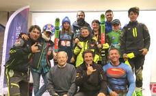 'Doblete' de la granadina Luna Espín en las competiciones nacionales de cross