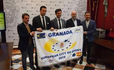 El Ayuntamiento firma acuerdos de colaboración con la Fundación CB Granada y el 'Raca'