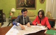 El alcalde propone a Rocío Díaz destinar un 1% de la recaudación de la Alhambra a actividades culturales