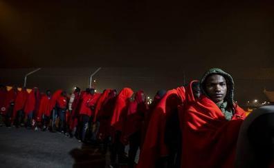 Los inmigrantes que ya no llegan a Motril