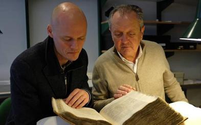 Hallan en Copenhague un importante manuscrito dado por perdido perteneciente a Hernando Colón, hijo del descubridor