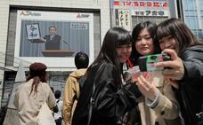 Llega la nueva era imperial a Japón