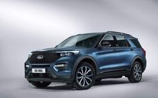 Ford Explorer híbrido enchufable, familia eficiente