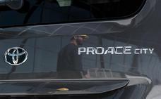 Toyota Proace City, con acento gallego