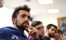 Alejandro Palomino, nuevo coordinador general de estudiantes de la Universidad de Granada