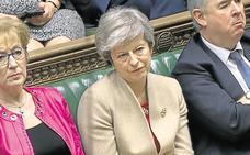May trazará con Corbyn el plan final del 'brexit'
