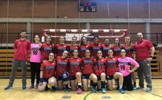 Los equipos del Universidad de balonmano ganan en el Nacional