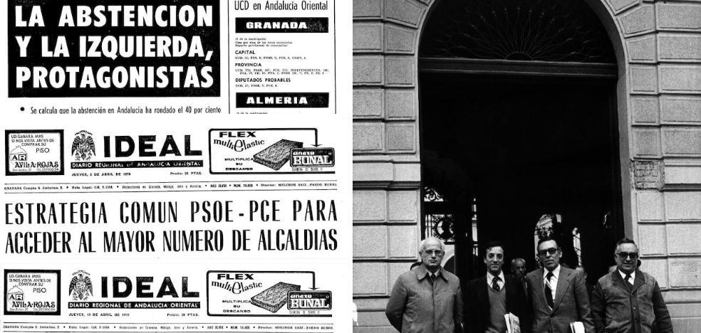 El vértigo del 3 de abril de hace cuarenta años