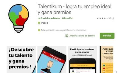 El Ayuntamiento de Granada presenta una 'app' para fomentar el empleo