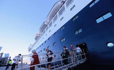 Motril recibe su segundo crucero en menos de una semana