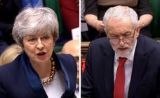 Sintonía entre May y Corbyn en su primera reunión por el 'brexit'