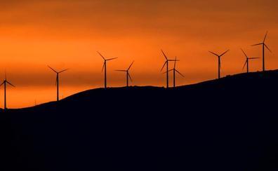 El viento cambia el paisaje y la vida del Conjuro