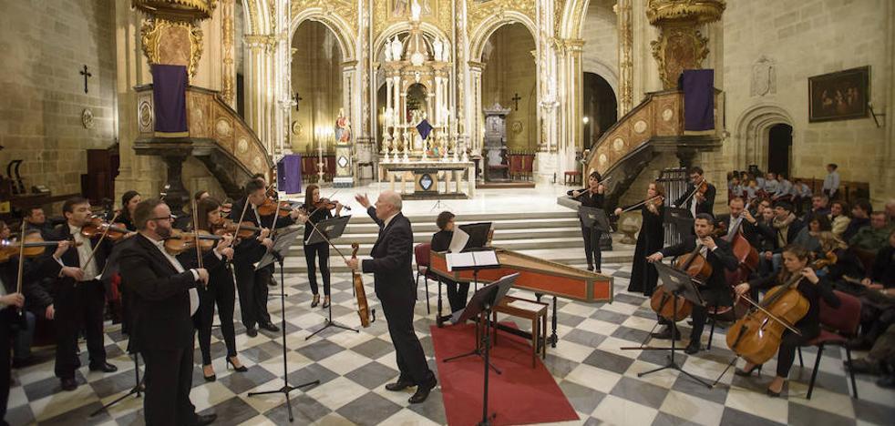 El ciclo de música sacra, con todos los conciertos gratuitos, arranca este sábado con la OCAL