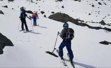 El Cartujo, una zona poco explorada en Sierra Nevada