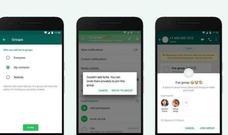 Así puedes impedir ya que te añadan a un grupo en WhatsApp