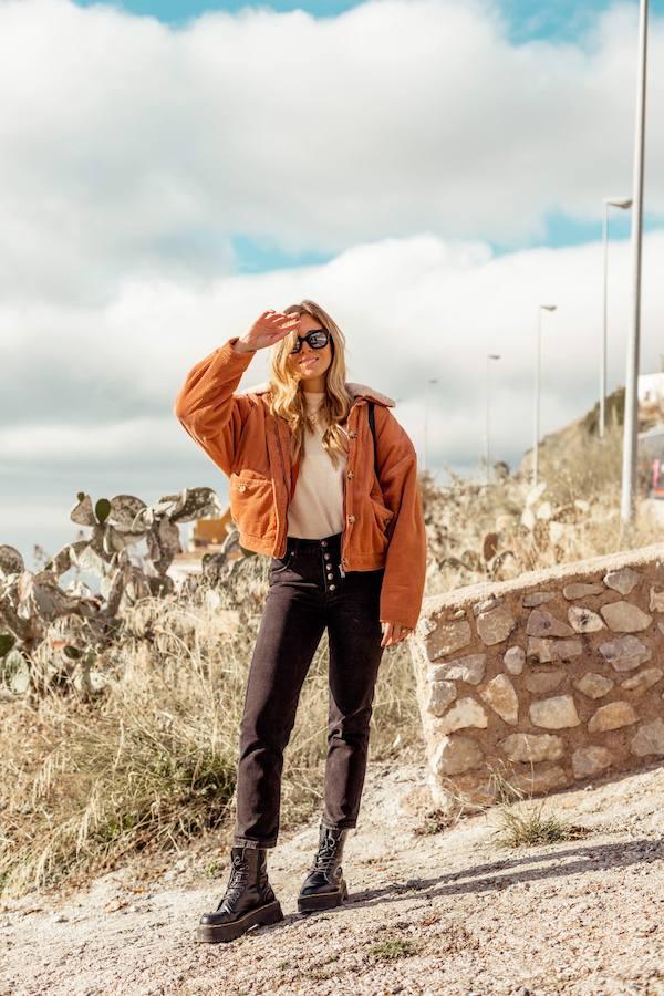 Las mejores imágenes de María Tavera. la 'instagramer' granadina con marca propia