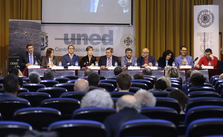 Motril acoge las XVI Jornadas de Derechos Humanos e Inmigración de la UNED