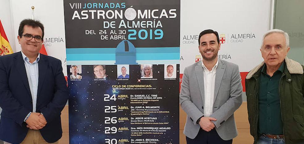 El cosmos, al descubierto desde Almería