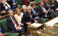 El Parlamento británico da luz verde a una ley para evitar un 'brexit' sin acuerdo