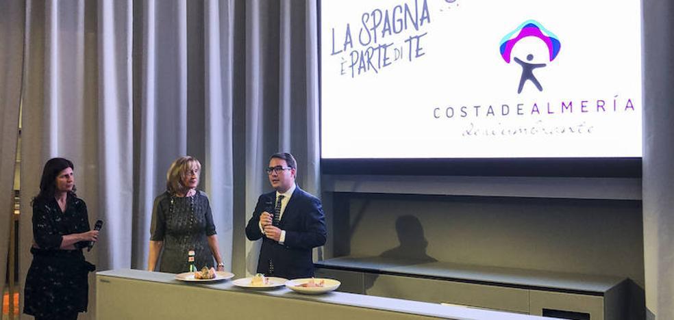 'Costa de Almería', un dulce bocado para los italianos