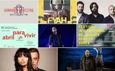 Veinte propuestas para disfrutar del primer fin de semana de abril en Granada
