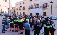 La huelga de limpieza para Semana Santa se mantiene en Motril mientras el resto de la plantilla municipal estudia sumarse