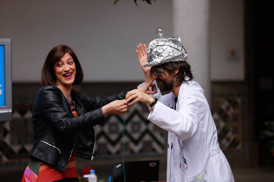 Entrega de los Premios 'Granada, ciudad de la Ciencia y la Innovación'