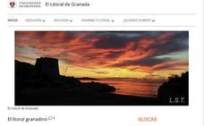 Científicos de la UGR crean un página web para divulgar trabajos de investigación sobre la Costa de Granada