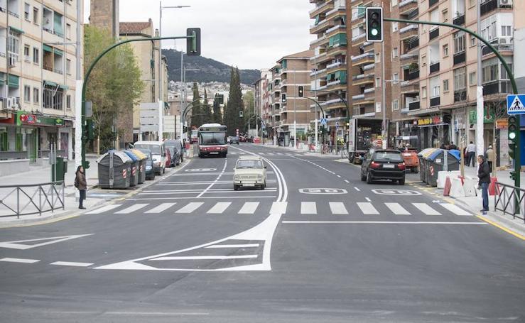 La Chana reestrena avenida