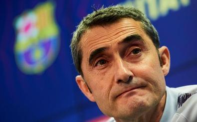 Valverde: «Solo he ganado una Liga y ahora intento ganar la segunda»