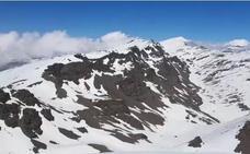 La Sierra Nevada desconocida: esquiar el Cerro del Caballo