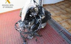 Ofertaba en redes sociales piezas de motocicletas que había robado en Santa Fe