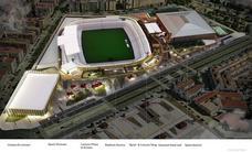 'Granada Sport Park', el macro proyecto que reformará por completo los alrededores de los Cármenes