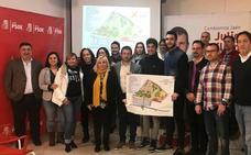 El PSOE rescata el proyecto de parque de aventuras en el Acuático