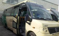 Una línea de autobús unirá Ogíjares con el polígono tecnológico y la base de Armilla