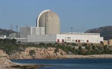 La central nuclear Vandellós II paró el jueves por un goteo en el drenaje de un generador de vapor