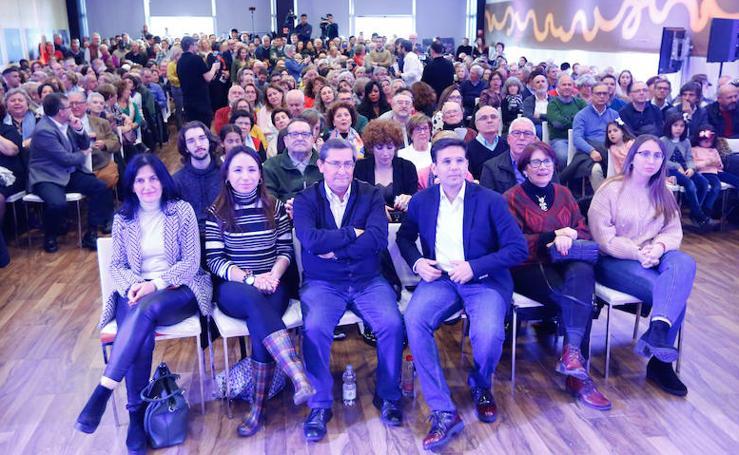 Francisco Cuenca presenta a sus '27' para revalidar la alcaldía de Granada