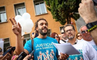 El juzgado procesa a Jesús Candel, 'Spiriman', y lo deja a un paso del juicio