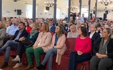 Esperanza Aguirre apoya la candidatura de Luisa García Chamorro a la alcaldía de Motril