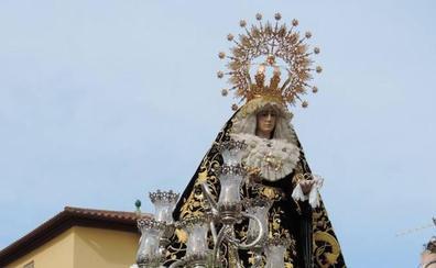 La Virgen del Espino procesiona este martes en Chauchina