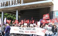 Acuerdo 'in extremis' por el cierre del Hotel Tryp Indalo de Almería