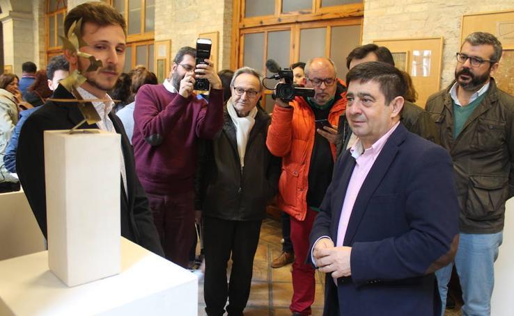 Rafael Cámara, ganador del concurso de los 40 años de ayuntamientos democráticos