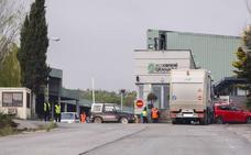 Muere un trabajador en la planta de reciclaje de Alhendín