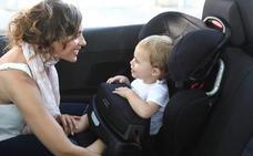 La OCU advierte sobre el peligro de dos sillas de bebé para el coche