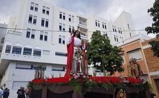 El Cristo de la Fe abrió la Semana Santa de Motril