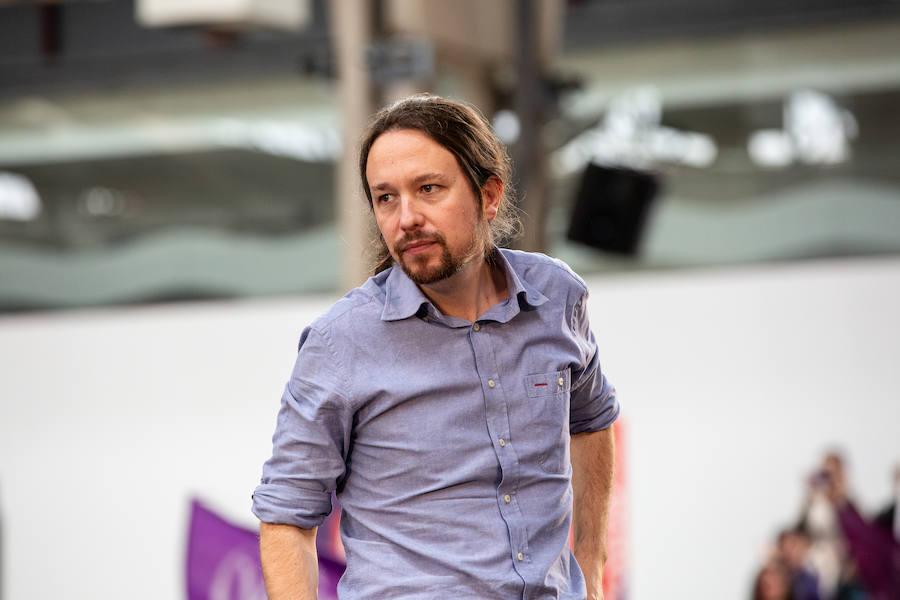 El pirateo de la cámara del chalé de los líderes de Podemos fue «externo»