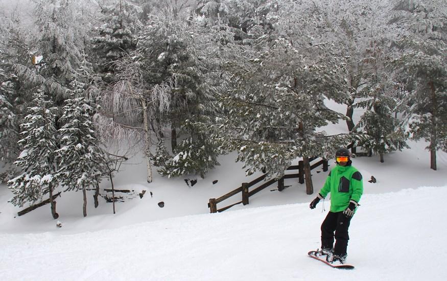 La nieve de Granada no tiene fin