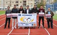 El Núñez Blanca acoge este sábado el Mitin Granada Ciudad Europea del Deporte