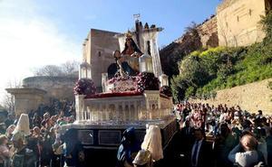 Itinerario de la procesión del Sábado Santo 2019