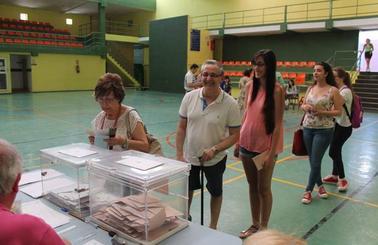 El PSOE gana y sube en Jaén, el PP baja y Vox logra un diputado